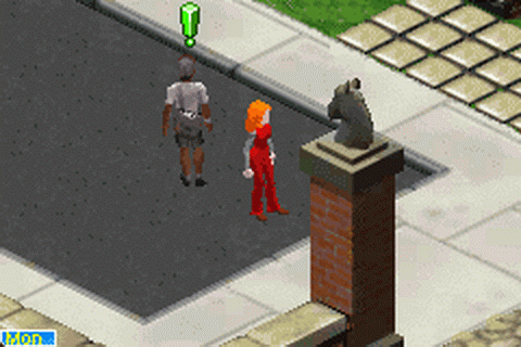 Sims 2, The - Pets ingame screenshot