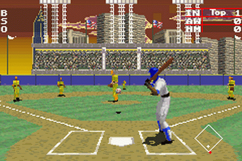 Sports Illustrated for Kids - Baseball ingame screenshot