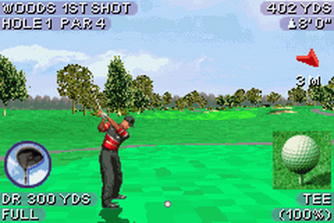 Tiger Woods PGA Tour 2004 ingame screenshot