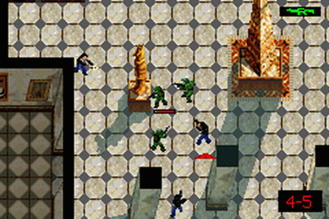 Tom Clancy's Rainbow Six - Rogue Spear ingame screenshot