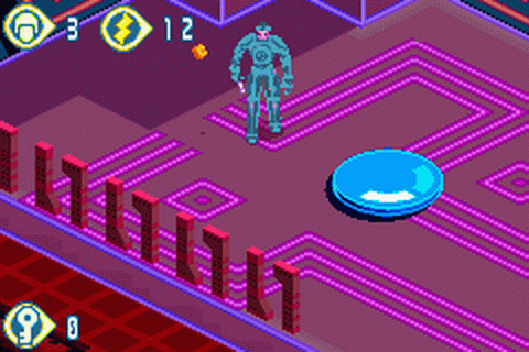 Tron 2.0 - Killer App ingame screenshot