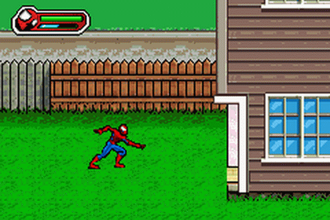 Ultimate Spider-Man ingame screenshot