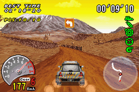 V-Rally 3 ingame screenshot