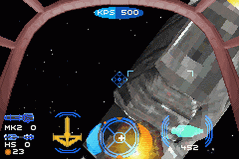 Wing Commander - Prophecy ingame screenshot