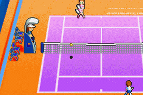 WTA Tour Tennis ingame screenshot