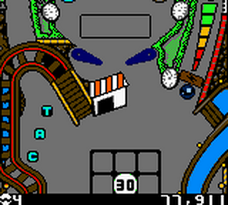 3-D Ultra Pinball - Thrillride ingame screenshot