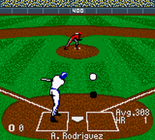 All-Star Baseball 2001 ingame screenshot