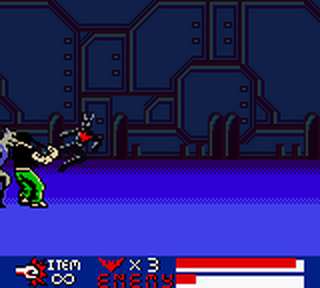 Batman Beyond - Return of the Joker ingame screenshot