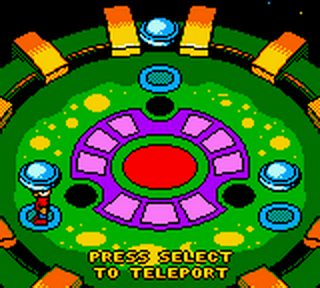 Commander Keen ingame screenshot