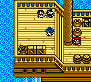 Dragon Warrior Monsters 2 - Cobi's Journey ingame screenshot