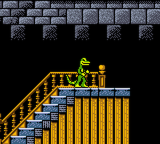 Gex - Enter the Gecko ingame screenshot