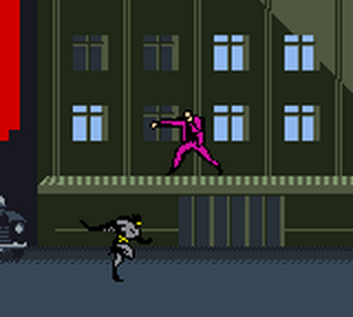 New Batman Adventures, The - Chaos in Gotham ingame screenshot
