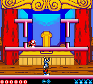 Tiny Toon Adventures - Buster Saves the Day ingame screenshot