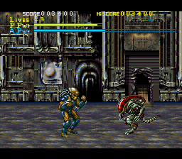 Alien vs. Predator ingame screenshot