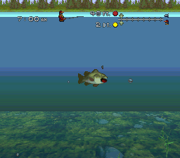BASS Masters Classic - Pro Edition ingame screenshot