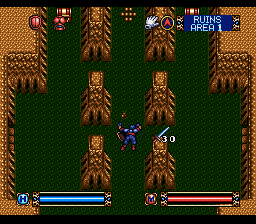 Brandish ingame screenshot