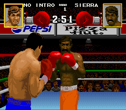 Chavez II ingame screenshot