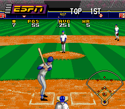 ESPN Baseball Tonight ingame screenshot