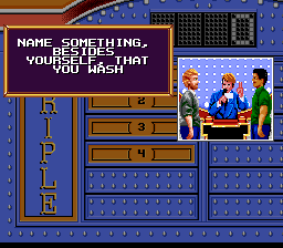 Family Feud ingame screenshot