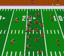 Football Fury ingame screenshot