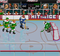 Hit the Ice ingame screenshot