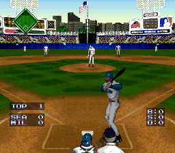 Ken Griffey Jr.'s Winning Run ingame screenshot