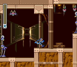 Mega Man X ingame screenshot