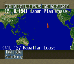 P.T.O. II - Pacific Theater of Operations ingame screenshot
