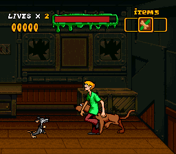 Scooby-Doo Mystery ingame screenshot