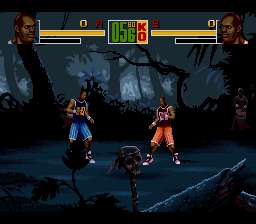 Shaq Fu ingame screenshot