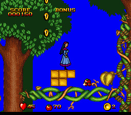 Snow White in Happily Ever After ingame screenshot