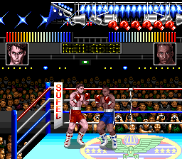 TKO Super Championship Boxing ingame screenshot