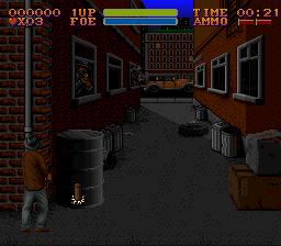 Untouchables, The ingame screenshot