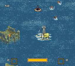 Waterworld ingame screenshot
