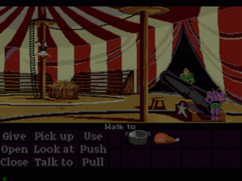 Secret of Monkey Island, The ingame screenshot