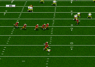 College Football's National Championship ingame screenshot