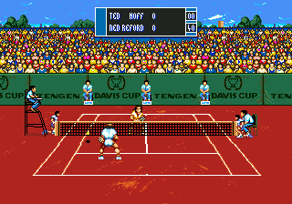 Davis Cup Tennis World Tour ingame screenshot