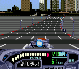OutRun 2019 ingame screenshot