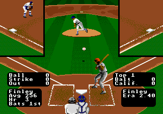 R.B.I. Baseball 3 ingame screenshot