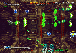 Blazing Star ingame screenshot