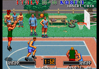 Street Hoop ingame screenshot