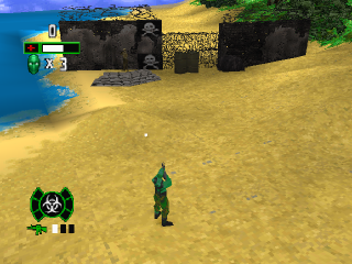 Army Men - Green Rogue ingame screenshot