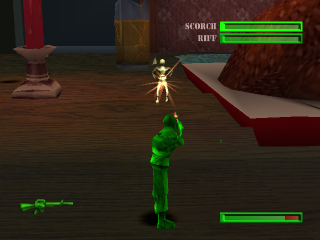 Army Men - Sarge's Heroes 2 ingame screenshot