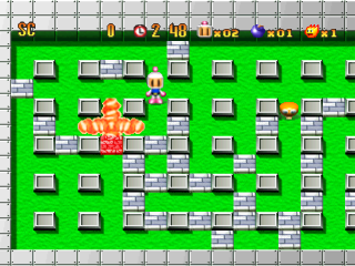 Bomberman - Party Edition ingame screenshot