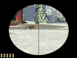 Cabela's Ultimate Deer Hunt - Open Season ingame screenshot