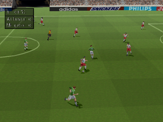 FIFA - Road to World Cup 98 ingame screenshot