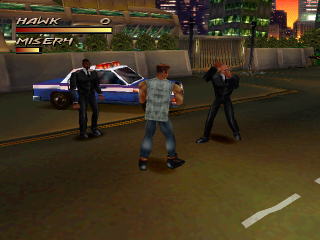 Fighting Force ingame screenshot