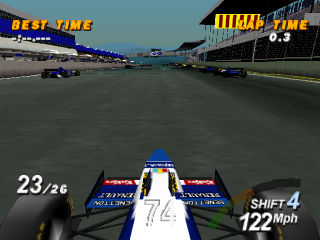 Formula 1 ingame screenshot