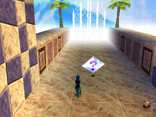 Gex 2 - Enter the Gecko ingame screenshot
