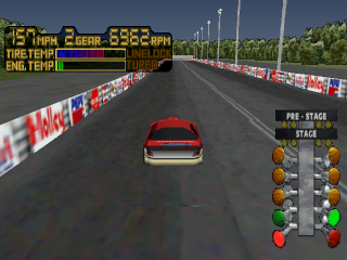 IHRA Drag Racing ingame screenshot